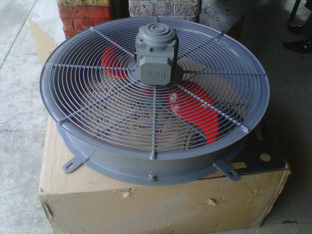 ventiladores industriales para transformadores