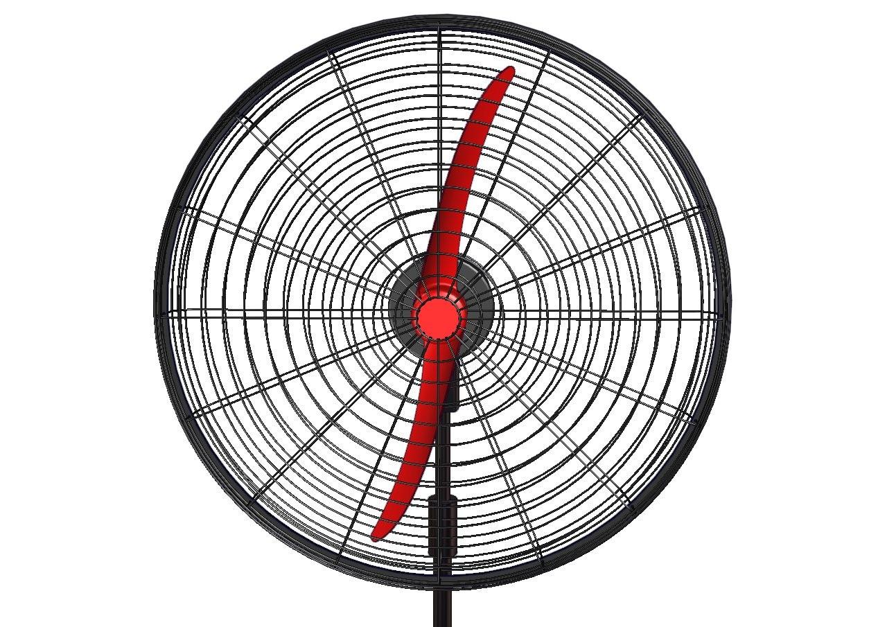 Circulador de aire ventiladores industriales
