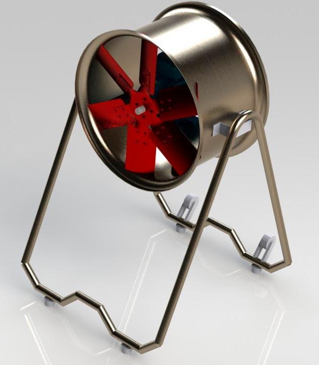 ventiladores industriales para secado