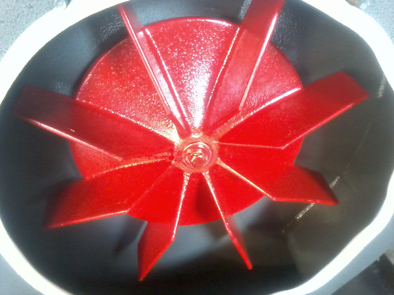 ventiladores centrifugos con brida