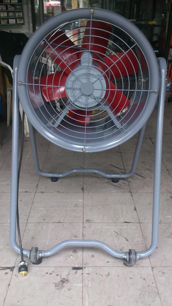 ventiladores industriales de pedestal trifasicos