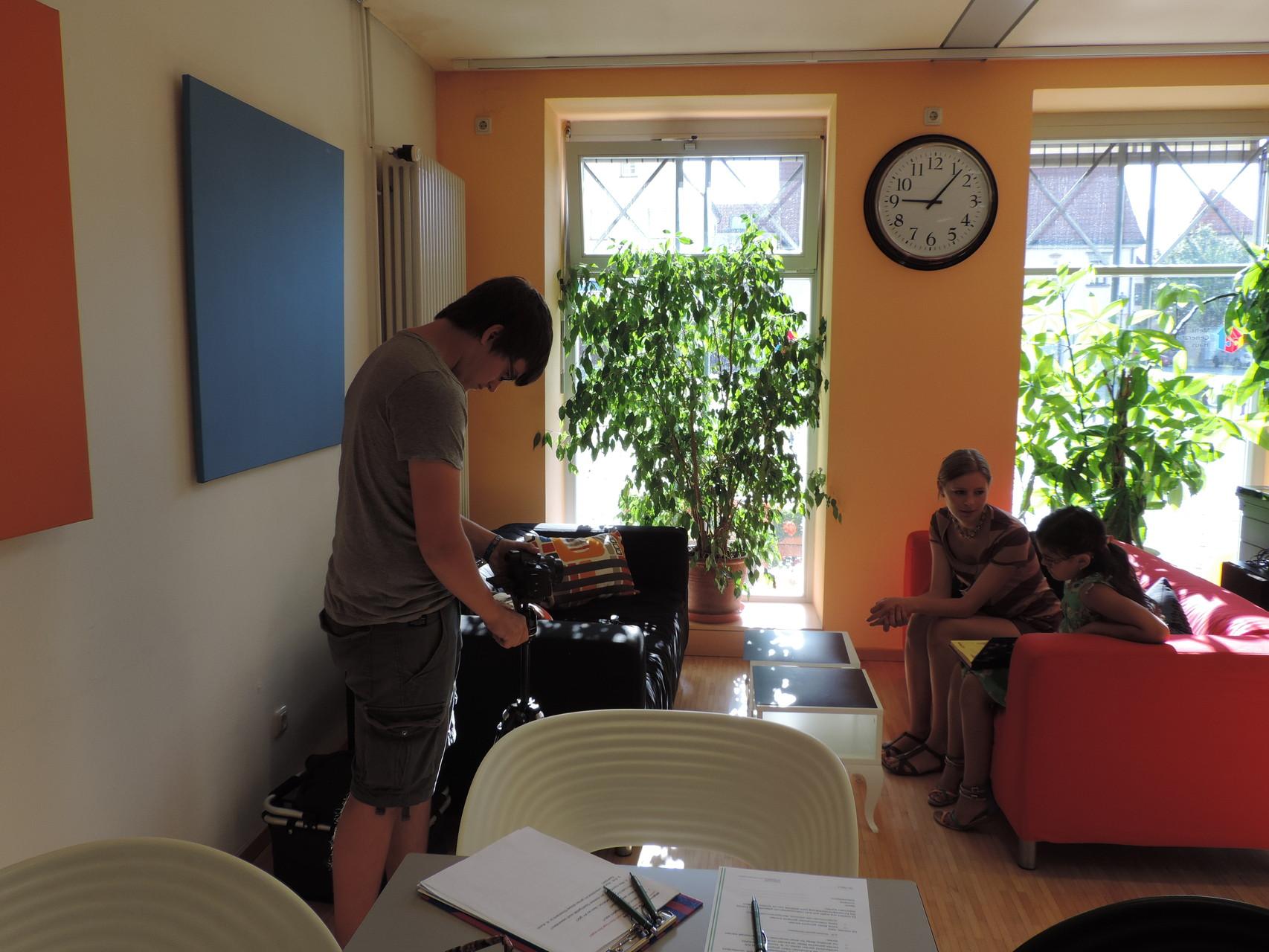 Auch unser Kooperationspartner, das Mehrgenerationenhaus in Haßfurt, gewährt über unsere Aktion Einblicke in seine Arbeit