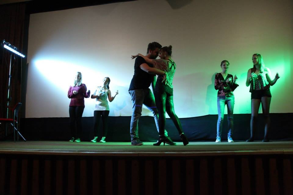 Auch Tanz dürfte natürlich nicht fehlen ;) (Foto: Melanie Silies)
