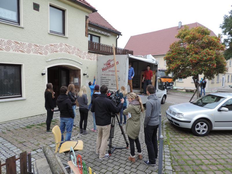 """Wir laden Sachspenden für das SOS-Kinderdorf """"Oberpfalz"""" ein..."""