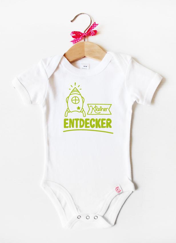 """""""Kleiner Entdecker"""" - grün"""