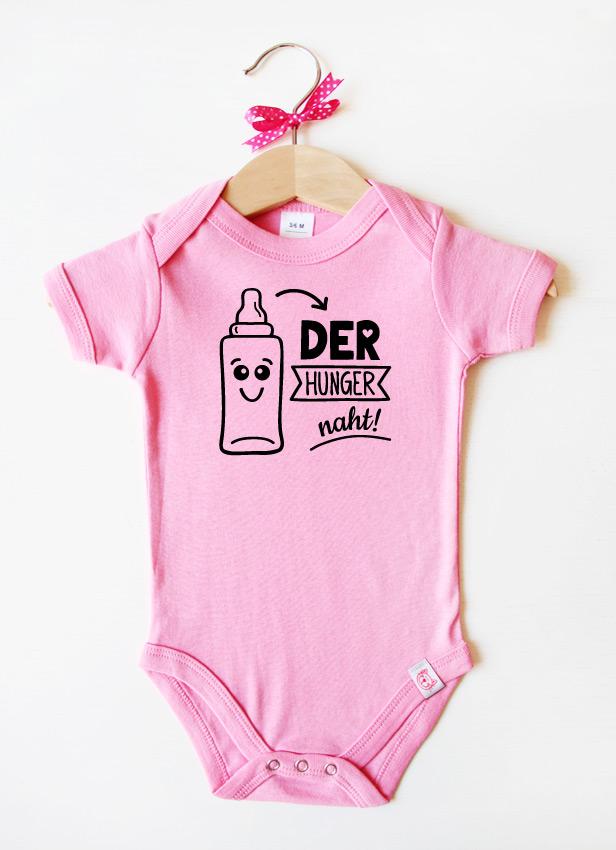 """""""Der Hunger naht"""" - schwarz"""