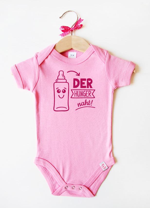 """""""Der Hunger naht"""" - pink"""