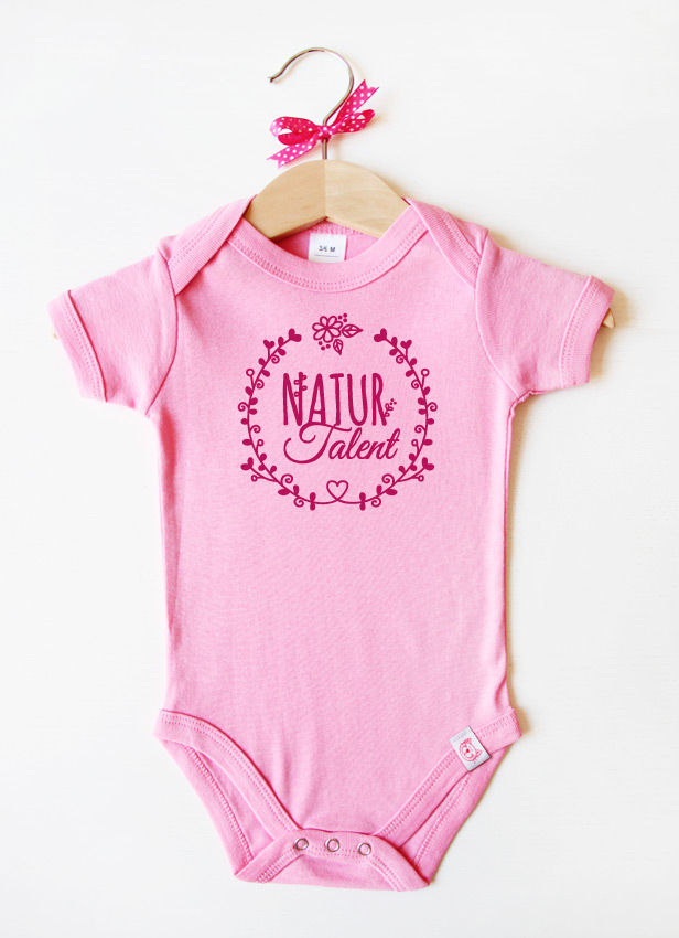 """""""Naturtalent"""" - pink"""