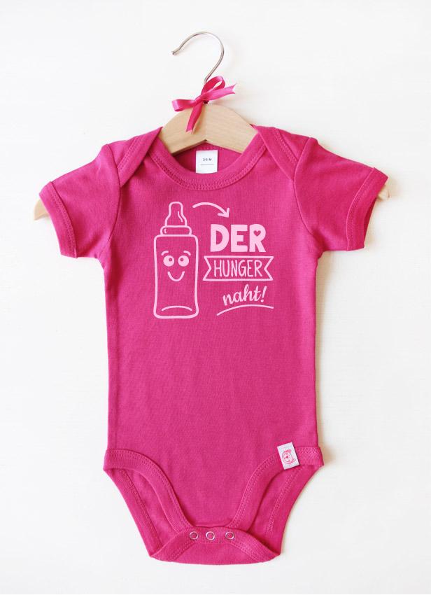"""""""Der Hunger naht"""" - rosa"""