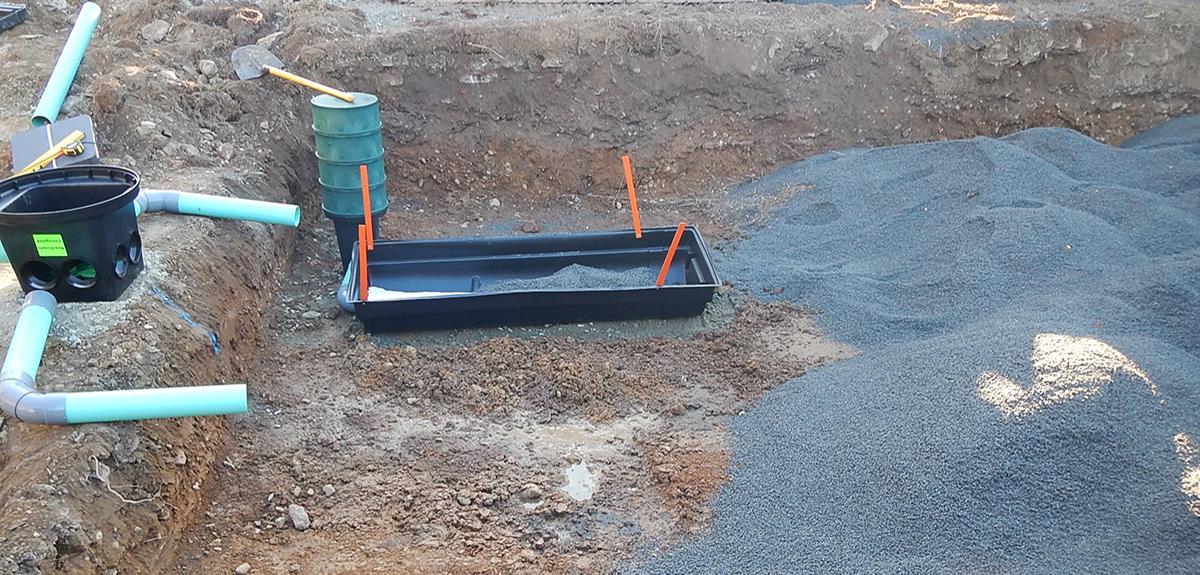 Filtre à sable ENVIRO))SEPTIC non drainé