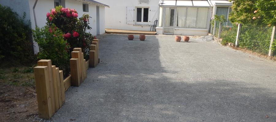 Installation SIMBIOSE® en cour intérieure