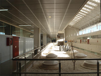 Facultad vista interior