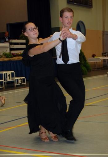 Frederic Geuder + Kati Bordin  Std und Lat Jun II D