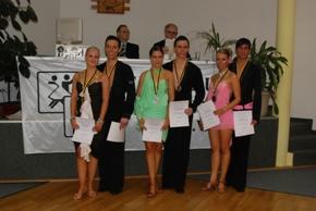 Bronze für Max Förster, Angie Luise Jordan