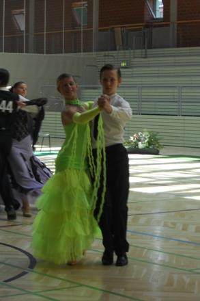 Florian Heisinger + Lara Hollax  Std Jun II C / Lat Jun II C