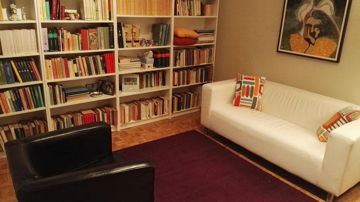Fotografia dello studio di psicologia e psicoterapia del dott. Antonio Pizzuto