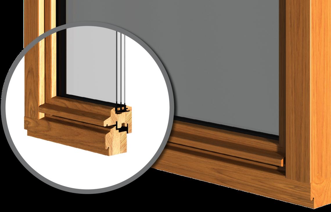 STIL-Fenstersysteme speziell für Denkmalschutz-Anwendungen