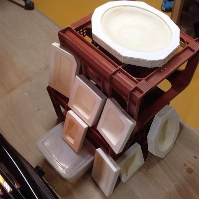 石膏型 元型 陶芸 型