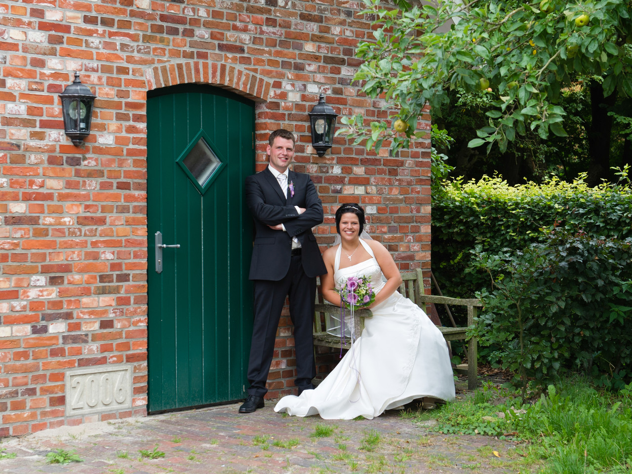 Hochzeit Hengstforder Mühle