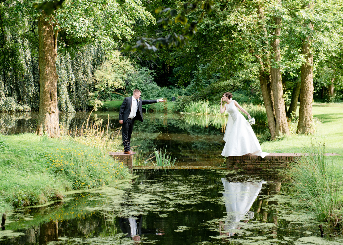Hochzeit in der Evenburg