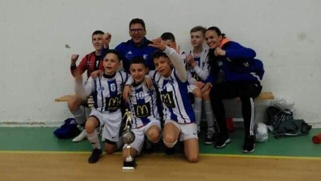 FCS vainqueur U12