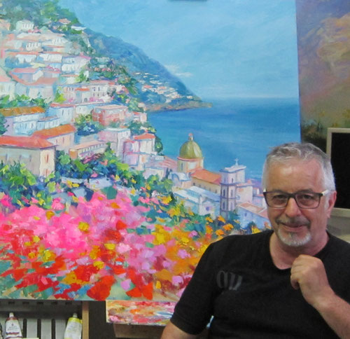 Giuseppe Faraone artista contemporaneo