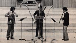 1978年、愛好会が第1回アンコン全国大会で金賞