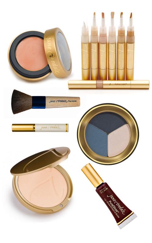 Kosmetikprodukte von Jane Iredale