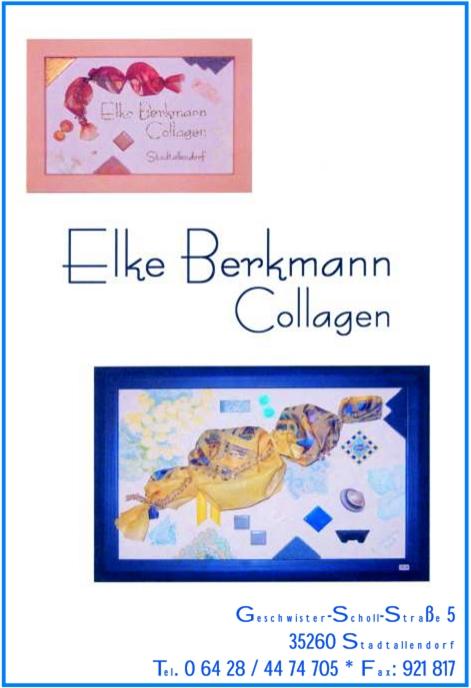 Künstlerportrait Elke Bergmann