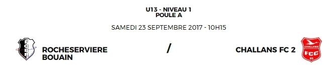 Match à Bouaine