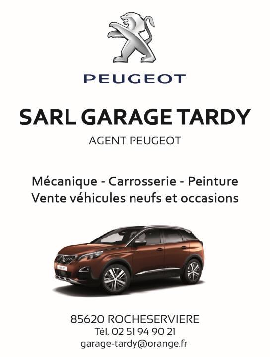 GARAGE TARDY