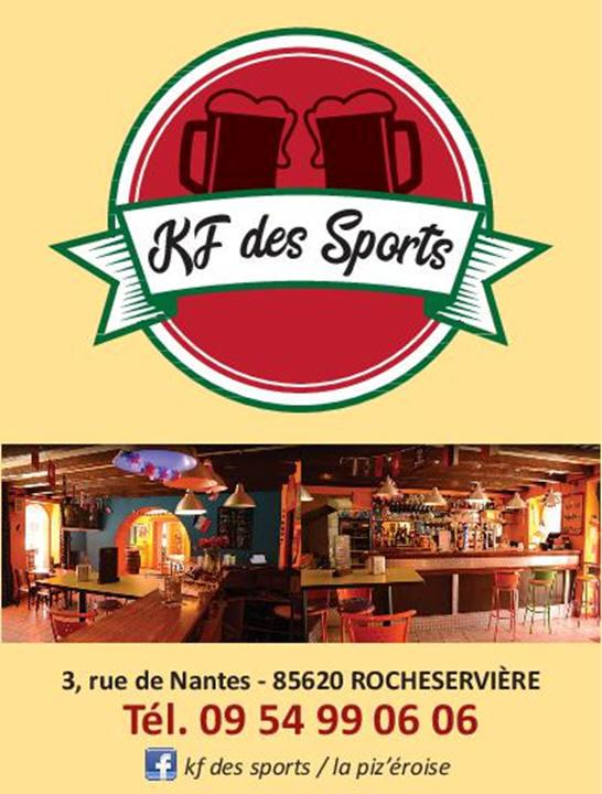 KF des SPORTS  - Rocheserviere