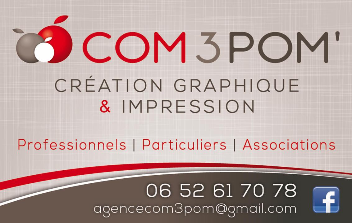 COM 3 POM'