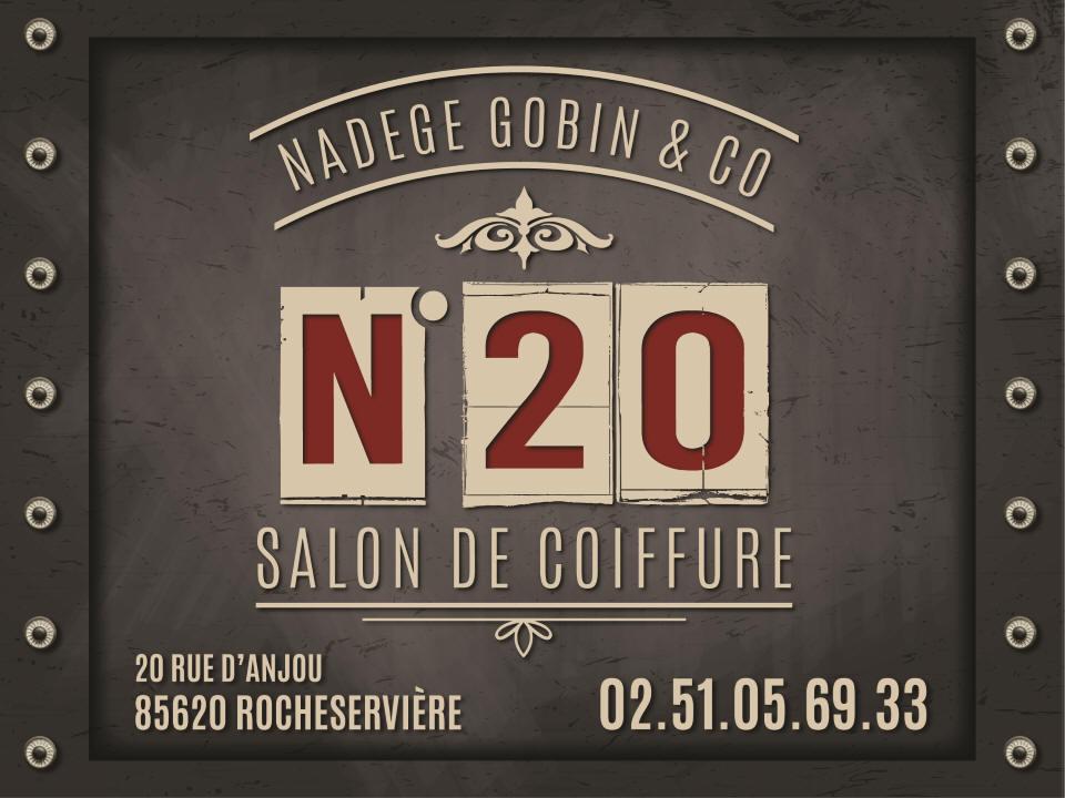 N 20 - SALON DE COIFFURE