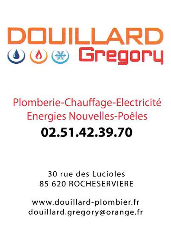 DOUILLARD GREGORY