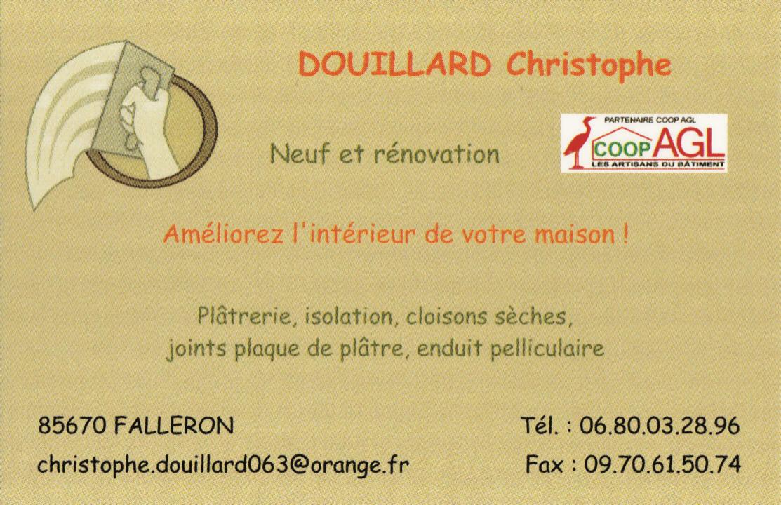 DOUILLARD CHRISTOPHE