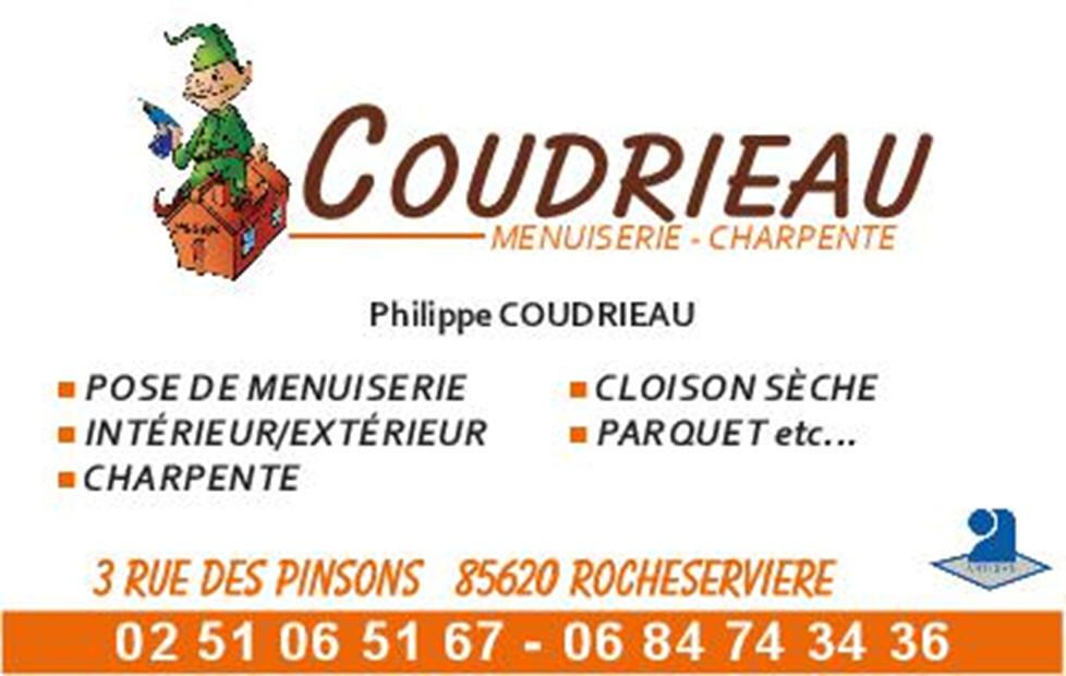 COUDRIEAU - MENUISERIE - CHARPENTE