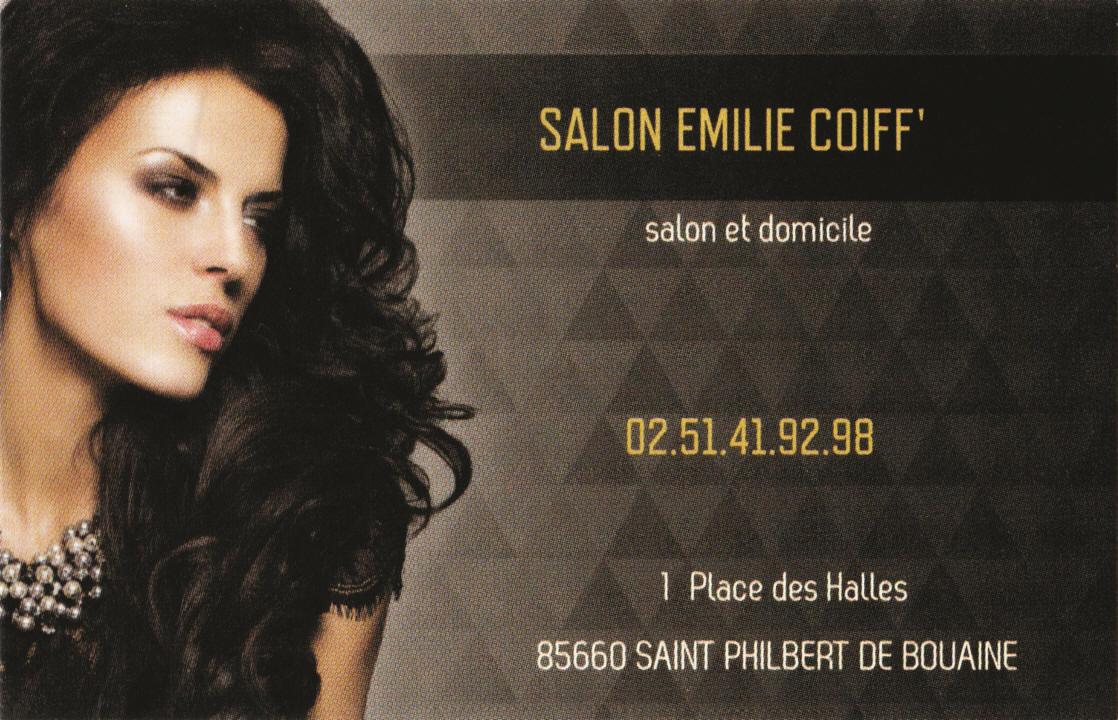 SALON EMILIE COIFF'