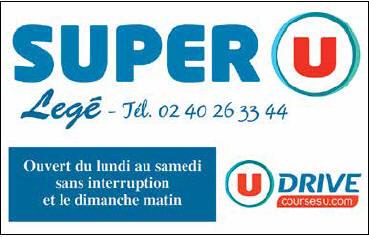 SUPER U - LEGE