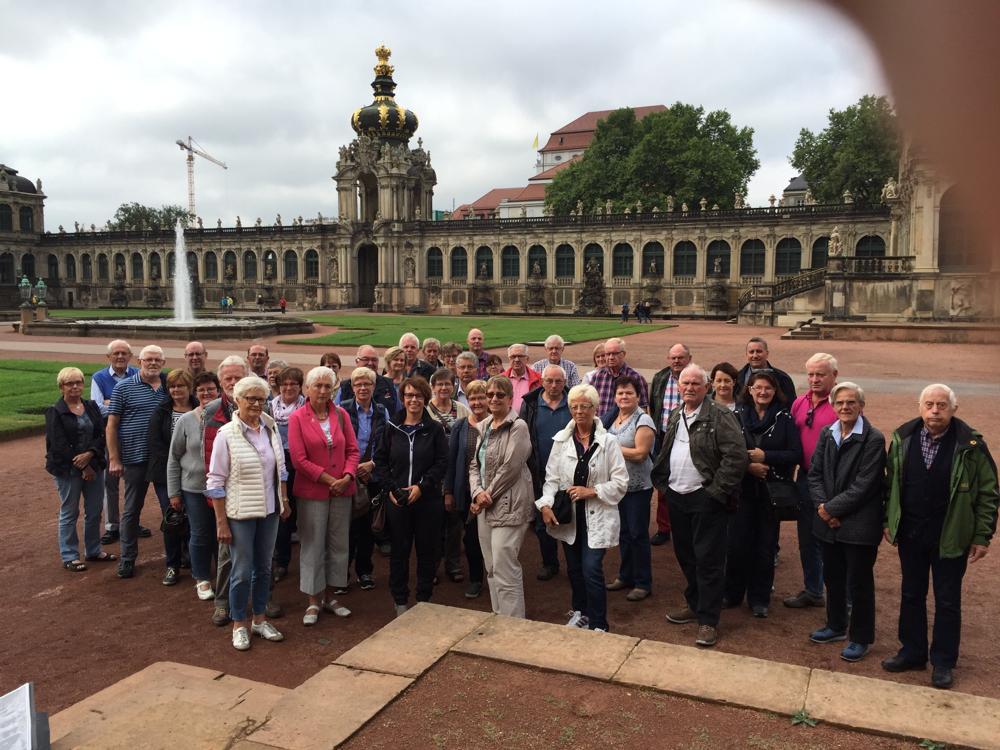 Bürgerfahrt 2016 - Dresden