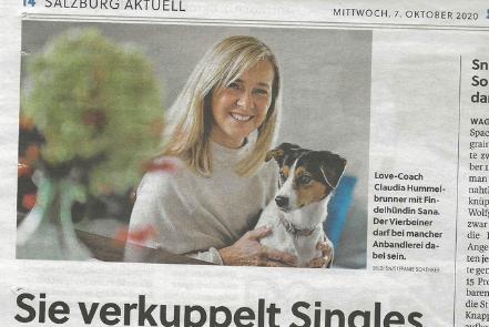 Salzburger Nachrichten - Dating - Single - Freude