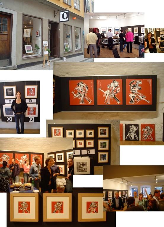 Original Global Art, exhibition, Stockholm