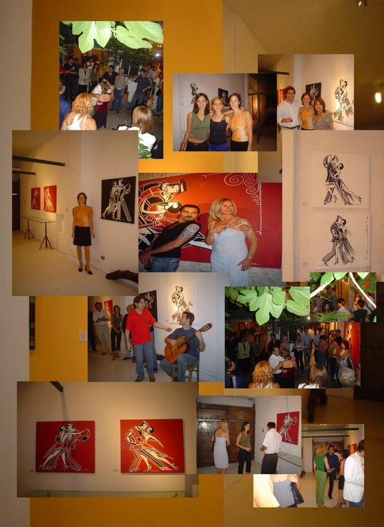 Estudio Bernal,exhibition, Buenos Aires