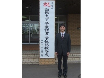 平成19年度 卒業生
