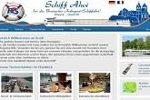 Schifffahrten und kleine Kreuzfahrten auf dem Rhein bei Breisach