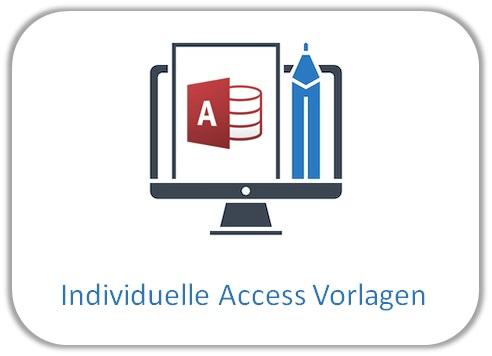 Access Vorlagen erstellen lassen