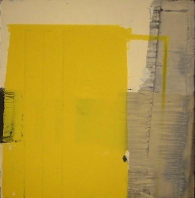 Acryl auf Hartpavatex 75 x 75 cm