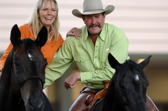 Pat & Linda Parelli