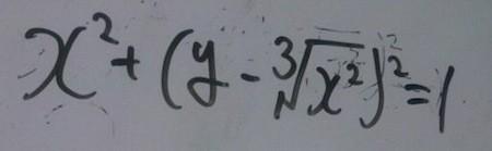 愛の方程式
