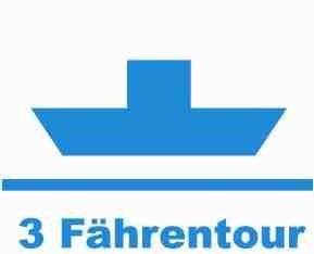 3 - Fährentour Barby - Walternienburg - Breitenhagen - Groß Rosenburg - Barby